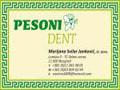 Stomatoloska ordinacija Pesoni Dent