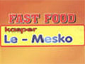 Fast food Casper Le Mesko