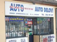 Prodaja auto delova u Zemunu