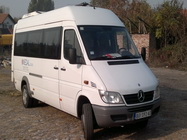 Iznajmljivanje minibusa Beograd