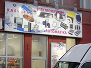 Mak Trade Group maloprodaja