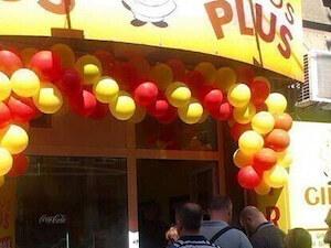 Fast Food Giros Plus dostava
