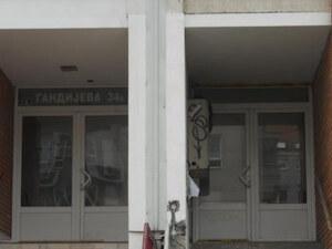 Ulazna vrata Alu stolarija - Crvena linija pvc i alu stolarija
