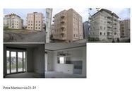 Stambeni objekat, Petra Martinovića od broja 23-25, Beograd