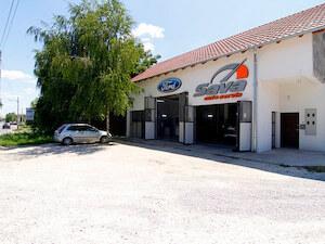 Ford auto servis u Zemunu