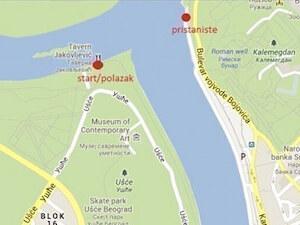 Iznajmljivanje broda u Beogradu