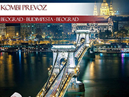 Kombi prevoz Budimpešta
