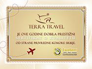 Terra Travel minibus prevoz