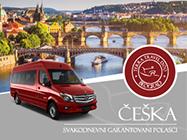 Kombi prevoz Češka