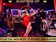 Black Rose VIP - Striptiz Klub