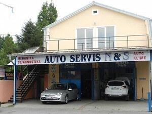 Servis auto klima Borča