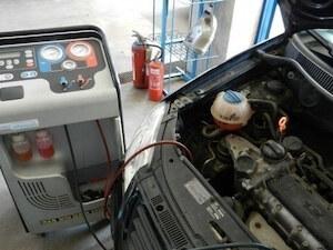 Popravka auto klima Borča