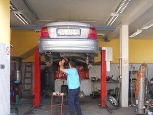 Auto servis opel Medak