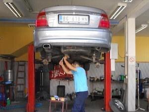 Auto servis peugeot Medaković