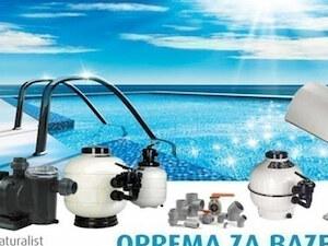 16. Prodaja i montaža bazenske opreme