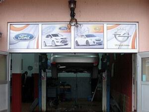 Polovni auto delovi sa otpada - havarisanih vozila iz uvoza