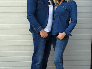 Extra jeans