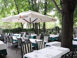 Madera restoran
