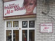 Šišanje ženske frizure