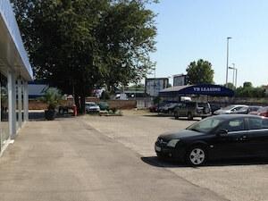 Volvo veliki servis u Zemunu