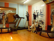 Power plate i fitness studio Just Fit