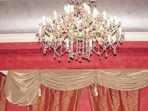 Izrada enterijera - dekoracija zavesa