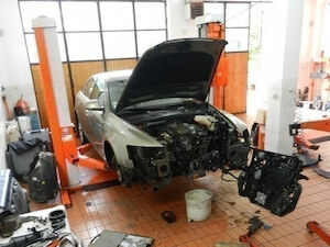 Auto servis Mokroluska Nova 17