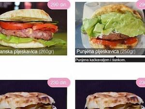Najbolji sendviči Pile i Prase