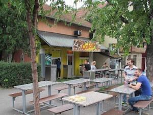 Fast food Caldo Ustanička 246