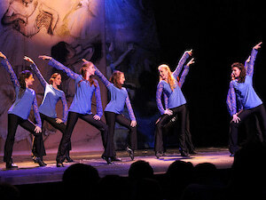 Džez balet za tinejdžere