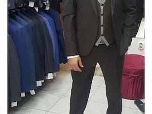 Muška odela DI EN DŽI TC Piramida Beograd