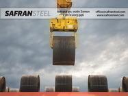 Šafran Steel veleprodaja pocinkovanog lima, (TC Belmax), Autoput 20, Zemun