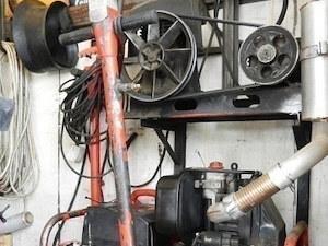 Mobilni vulkanizer za teretna vozila RANA