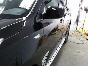 NS Detailing dubinsko pranje, poliranje automobila i farova Novi Sad