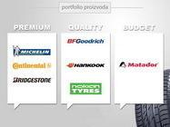 Prodaja guma za teretna vozila