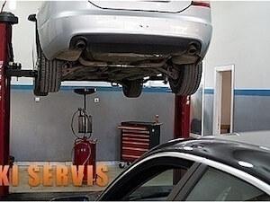 Auto servis za opel vozila Novi Beograd