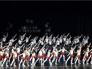 Časovi baleta za odrasle Beograd