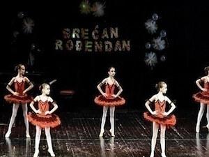 Školica baleta