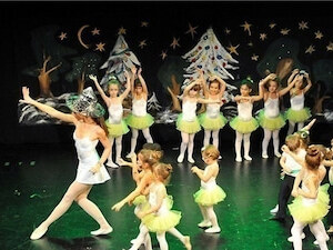 Školice baleta