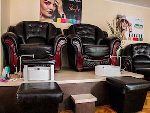 Pedikir i manikir Your Majesty Salon & Day Spa
