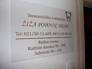 Žiža Popović Dent