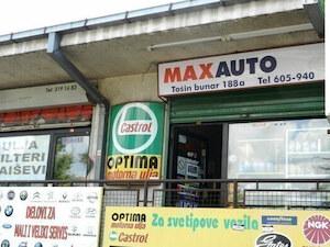Opel auto delovi Novi Beograd