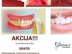 Stomatološka ordinacija Impact Dental slike