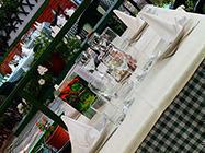 Restoran za venčanja Bašta u Mišarskoj