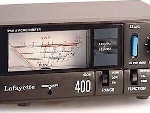 Aluxom, oprema za radio amatere