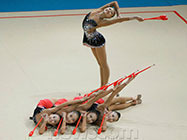 Ritmicka gimnastika Pobednik