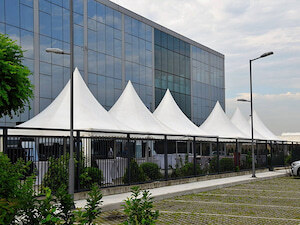 Diferent event šatori i pagode