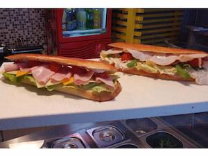 Sandwich Bar  slike