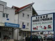 Servis i prodaja kosilica, testera i trimera Sekač