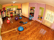 Dynamic pilates & fitness studio